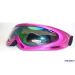 Горнолыжные POLISI P-301 (фиолетовый)