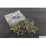 Винт для стяжки металлической рамки и крепления заушника №9
